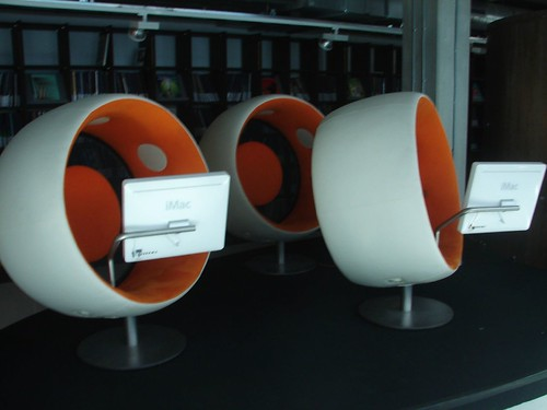 The music pods