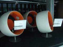 the music pods - totally awesome experience