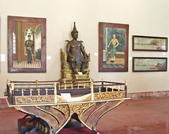 Musée national du Cambodge (dalbera) Tags: cambodge cambodia phnompenh artkhmer muséenational anniedalbera cambodge2008