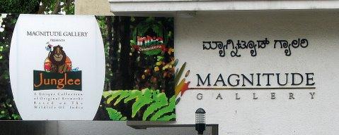 magnitude gallery jayanagar 240308