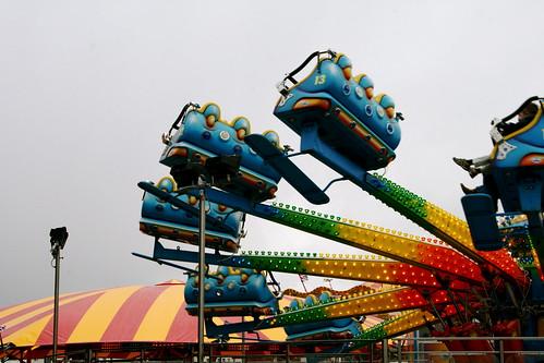 Spinny ride