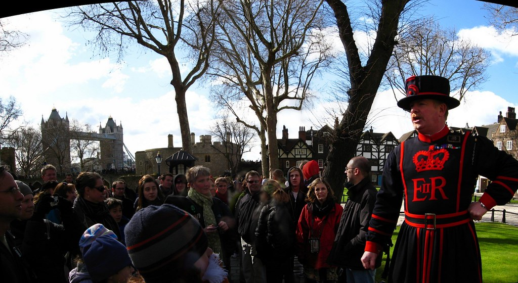 Tower of London - Beefeater Tour