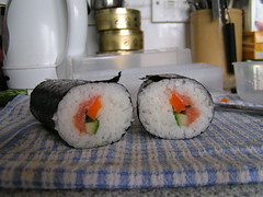 Sushi making day!