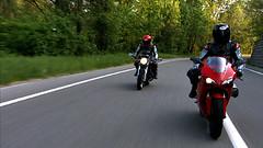Futa Pass (TwistingAsphalt) Tags: sportbike actionshot twistthethrottle discoveryturbo