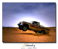 I Believe I Can Fly (Salamah.y) Tags: fly nissan 1999 safari patrol   vtc                       alwaysexc