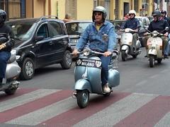 Vespa World Day Raduno 2008 (Emanuele T.) Tags: vespa lambretta palermo raduno motocicletta cefal vespone motoraduno dueruote
