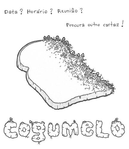 Núcleo de Quadrinhos - Cogumelo FAUUSP