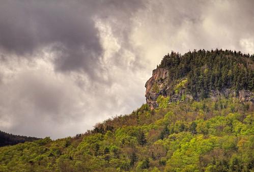 Indian Head Rock