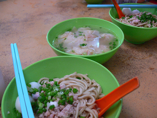 Chong Ko Hakka Noodles