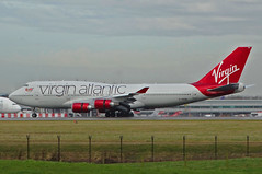 G-VROM Boeing 747-400 of Virgin Atlantic Airways (SteveDHall) Tags: aircraft airport aviation airfield aerodrome aeroplane airplane airliner airliners boeing gvrom jumbo jumbojet b747 b744 b747400 747 747400 boeing747400 boeing747 vaa vs vir virginatlantic virgin virginatlanticairways 2017 ringway manchester manchesterairport