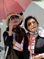 turiste japo (violaraffa) Tags: street people rome roma candid persone turiste