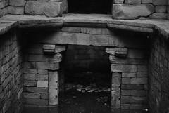 fairy gates #3 (parth joshi) Tags: dawn musings mehrauli stepwells iltutmish monumentsindelhi slavedynasty gandhakkibaoli cyclingindelhi qutbuddinbakhtiarkak