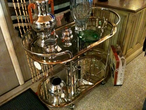 Bar Cart, MH Thrifting