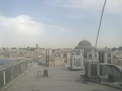 - stechy na stropy (zyphichore) Tags: roof rooftops iran urbanexploration  esfahan stecha isfahan urbex stechy rn mstskprzkum