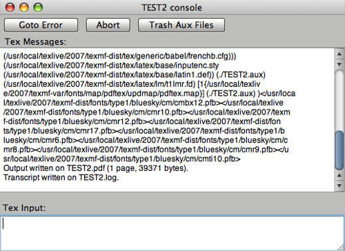 Installer Latex sur Mac 19