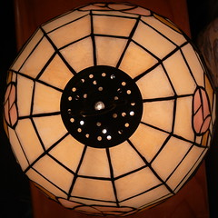 lamp shade (Foot Slogger) Tags: light home almostsquaredcircle