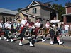 Bagpipes!  w00t! (AlleyCast Chris) Tags: westvirginia elkins mountainstateforestfestival