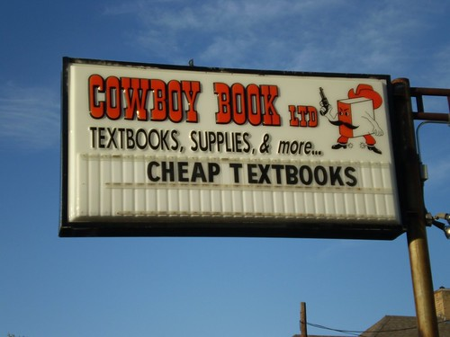 Cheap Textbooks!