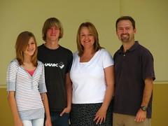 Hertzler Family Portrait
