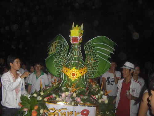 Awk Phansaa Parade