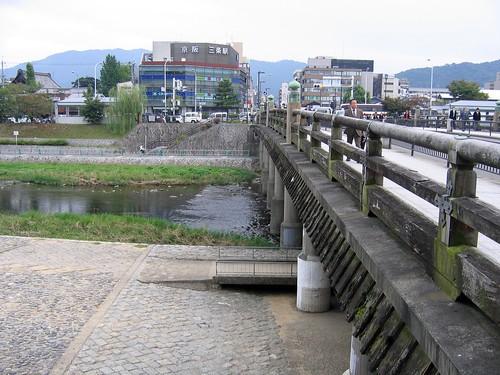 Sanjo Ohashi 三条大橋