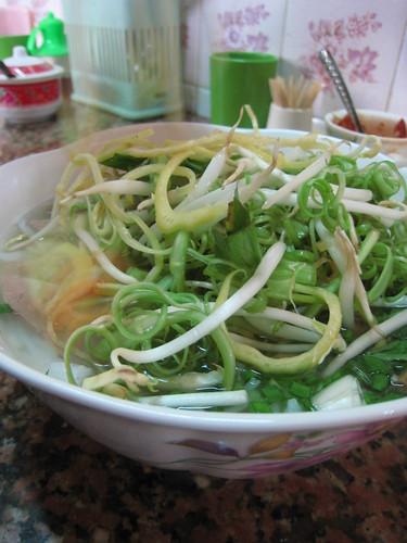 Bun Mang Vit - Duck Noodle Soup