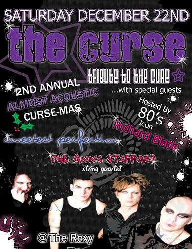 Almost Acoustic Cursemas - 12/22