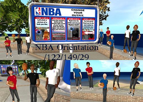 NBA Orientation