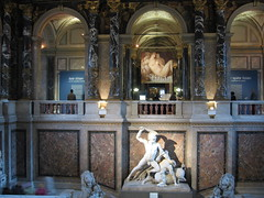 Inside the Kunsthistorisches Museum