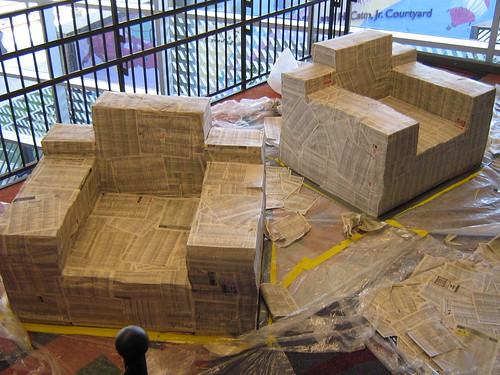 Recycler ses vieux annuaires vagabondages - Recuperation de vieux meubles ...