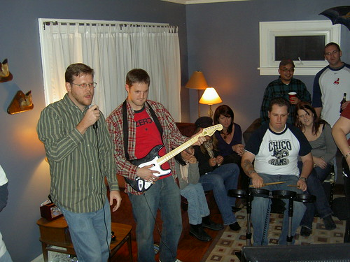 Rock Band Party