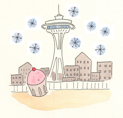 Cupcake in Seattle