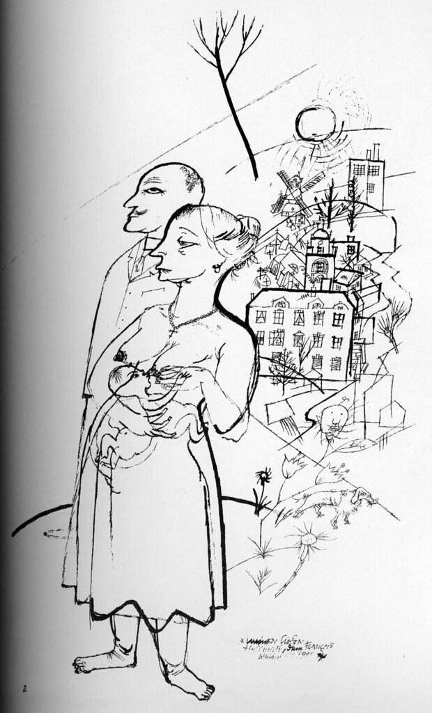 格罗兹George Grosz(德国1893-1959) 作品集1 - 刘懿工作室 - 刘懿工作室 YI LIU STUDIO