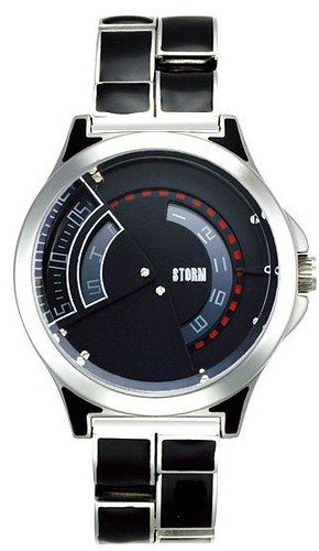 storm nirvana analog watch<br />