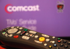 Comcast TiVo Remote