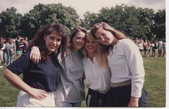 End of the Year Picnic 1990 (.Hollie.) Tags: school friends high sacramento sua 1990 saa hollie adventist glassner jenniferrouse juliejacklich heidishidler