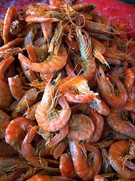 Camarón Seco - Dried Shrimp