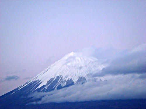 Fuji-san (Mt. Fuji) [7] (by martian cat)