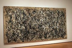 Number 1A, 1948 (1948) (LoriBravo) Tags: nyc museum moma pollock