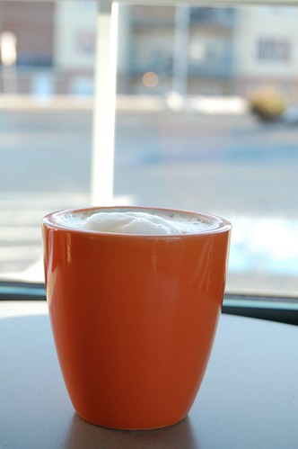 Photo 101: Week 2 - Orange Mug Latte