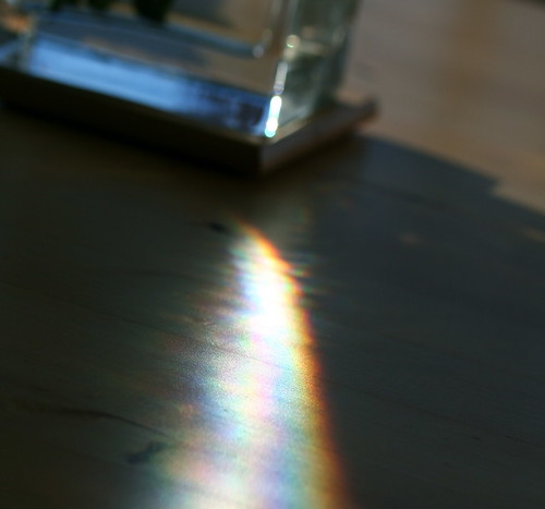 More prismatic scattering