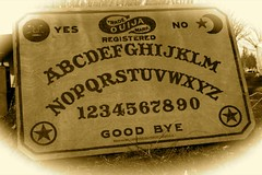 Fuld Ouija Board (sparesomechange) Tags: vintage spirit board thrift ouija williamfuld