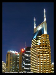 Nashville Skyline at Twilight 2