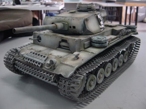 xxl panzer iii winter 1941 metal tracks rcu forums