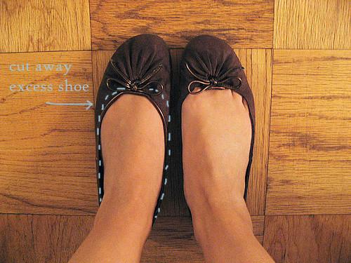 shoe rehab