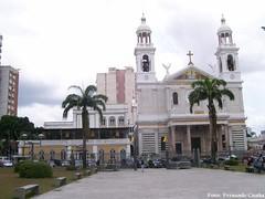 BASÍLICA DE NAZARÉ, BELÉM - PA (Nando Cunha) Tags: cidade brasil castelo pará forte morena baía fé nazaré igrejas basílica amazônia bélem guajará mangueiras círio