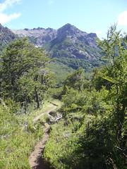 Trek - Bariloche - Frey - Jacob - chemin