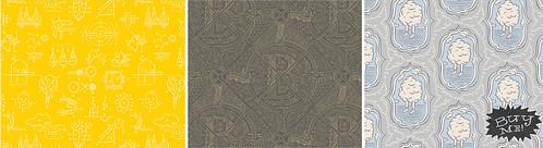 Ray Fenwick patterns
