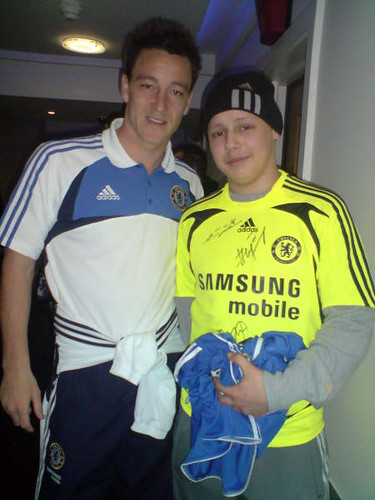 Adam and John Terry