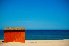 Jupiter (ion-bogdan dumitrescu) Tags: blue red sea orange beach water seaside sand romania jupiter mybirthday laborday neptun bitzi rawtheme 27yo ibdp may1st2008 img1248modsmjpg rawtheme17062008 findgetty ibdpro wwwibdpro ionbogdandumitrescuphotography